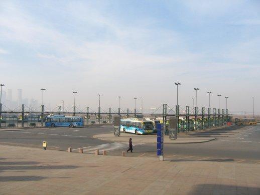 Gare des autobus