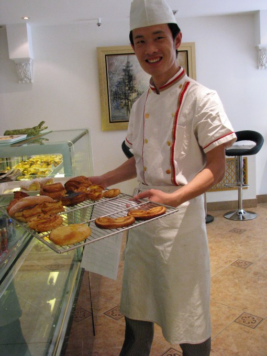 Liu, boulanger