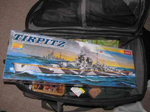 Cuirassé Tirpitz