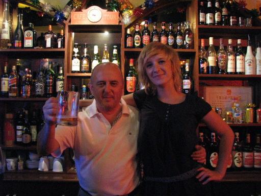 Pub français de Suzhou