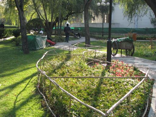 Jardin public du peuple